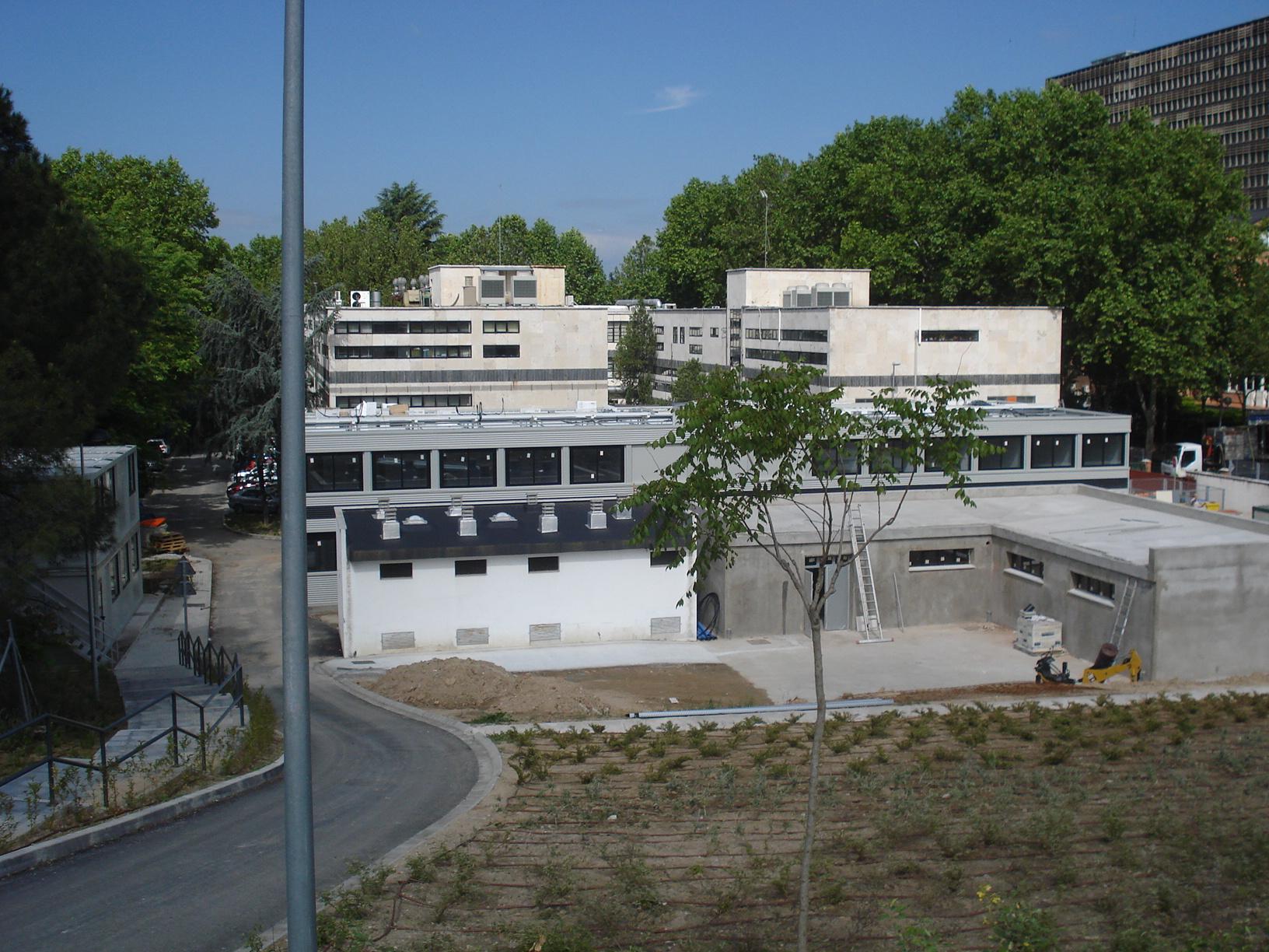 Jardin ICTAN, CSIC