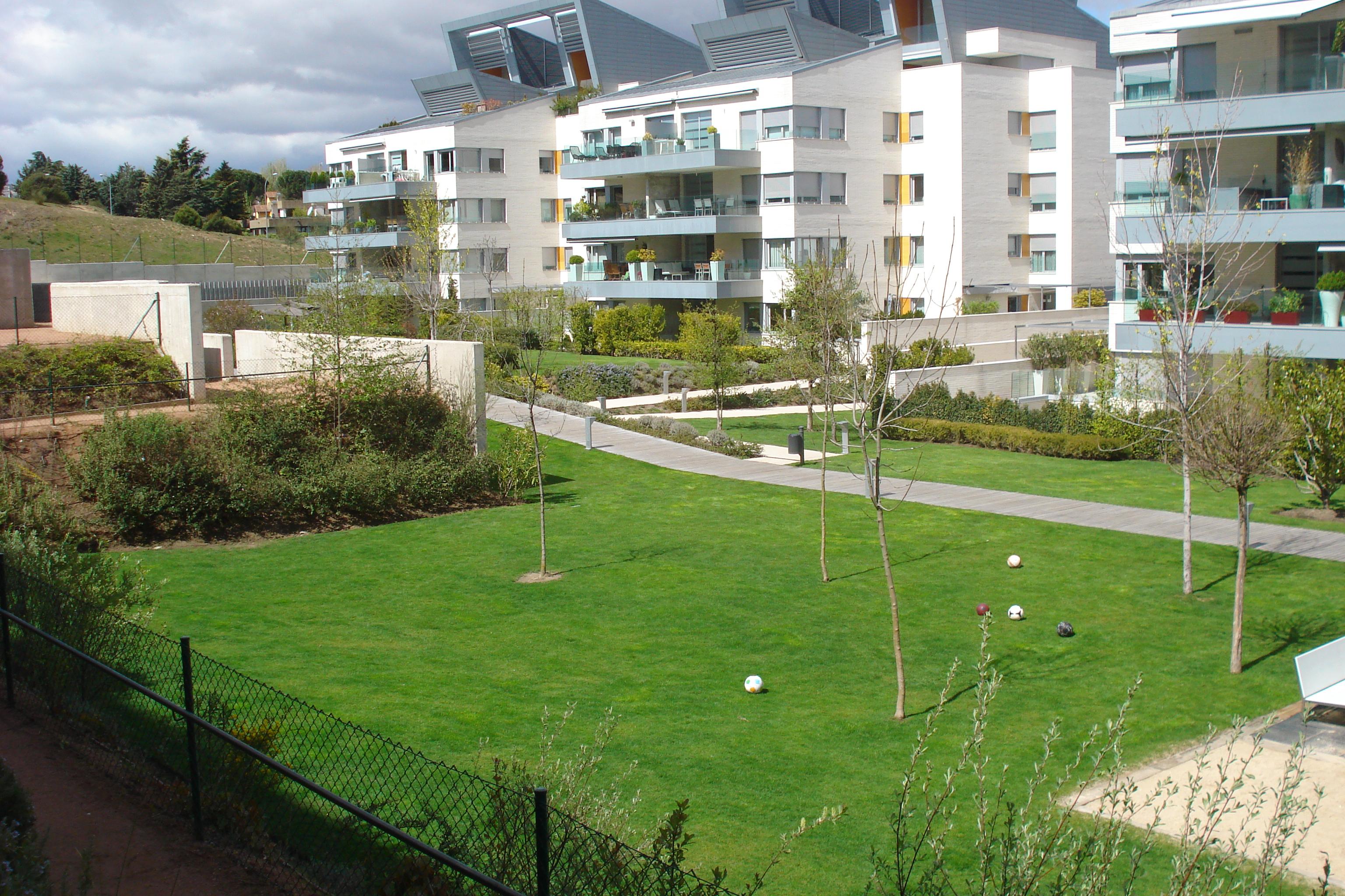 Mantenimiento de Jardines Majadahonda, Madrid