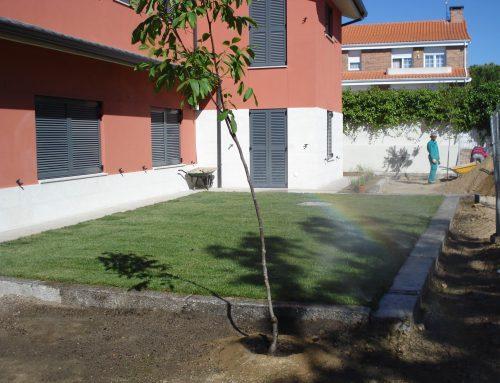 Diseño Jardin en Las Matas, Las Rozas, Madrid