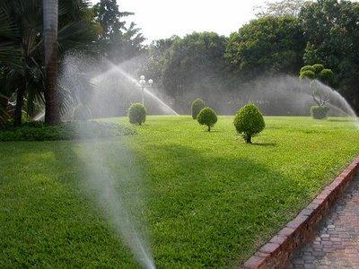 Instalar Sistema de riego automatico jardin