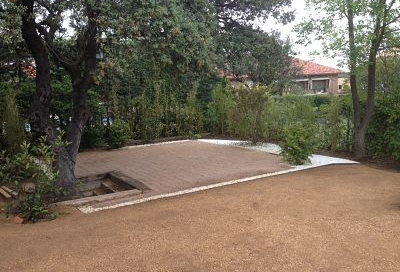 Jardín en Las Matas, Las Rozas, Madrid. Jardineria. Jardineros.