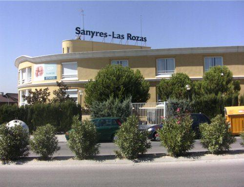 Mantenimiento Jardines SANYRES Centros Para Mayores. Las Rozas | Majadahonda