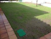 Semillado de pradera en Las Rozas de Madrid