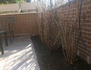 Impermeabilización y mejora de Jardinera en terraza. Mirasierra, Madrid. San Chinarro.