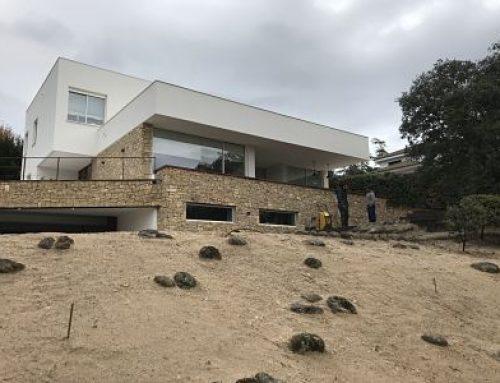Jardin en Urbanización del Golf, Las Matas – Las Rozas Madrid
